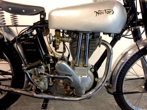 1951 Norton 500T For Sale (picture 3 of 6)