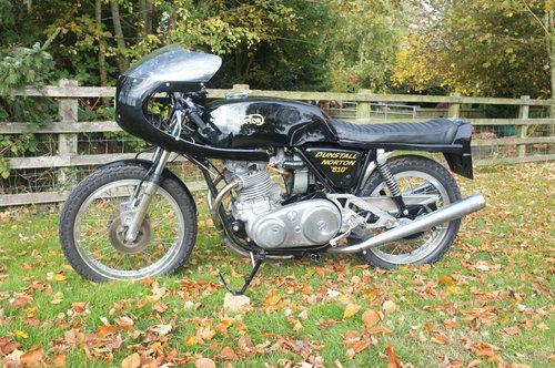 1971 1972 Dunstall 810 Norton Commando, all the correct bits fitt For Sale (picture 1 of 6)