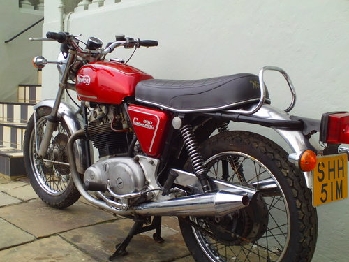 1974 NORTON COMMANDO MK2A ROADSTER SOLD (picture 4 of 6)