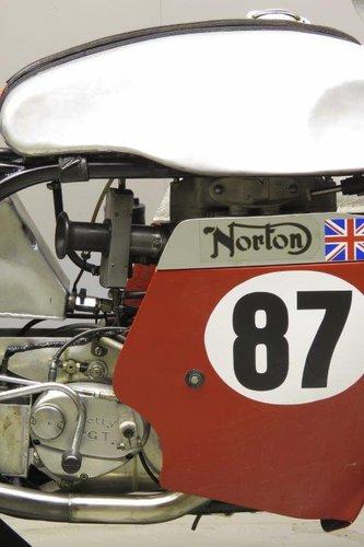 1956 Bob Gedge Norton ES2 racer SOLD (picture 2 of 6)