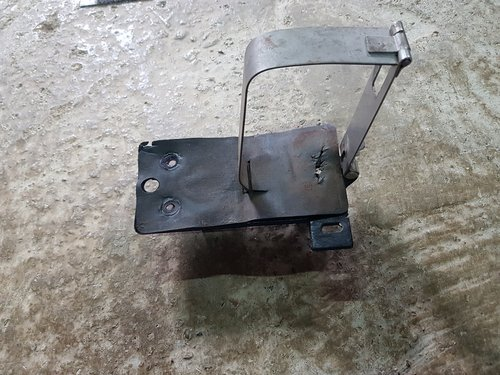 Norton parts petrol tank oil tank Holder For Sale (picture 3 of 3)