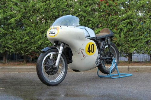 Norton Manx 30M - 1959 For Sale (picture 1 of 5)