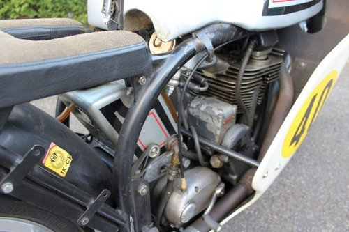 Norton Manx 30M - 1959 For Sale (picture 4 of 5)