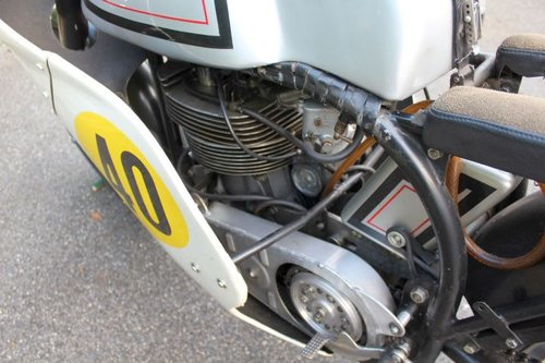 Norton Manx 30M - 1959 For Sale (picture 5 of 5)