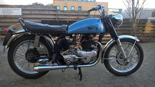Norton dominator 1954 For Sale (picture 1 of 6)