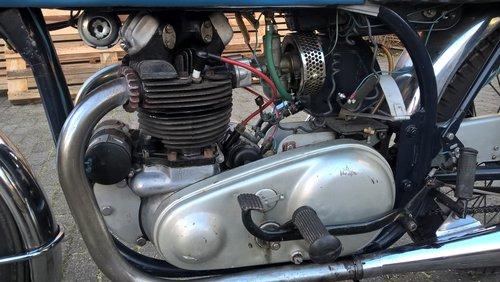 Norton dominator 1954 For Sale (picture 5 of 6)