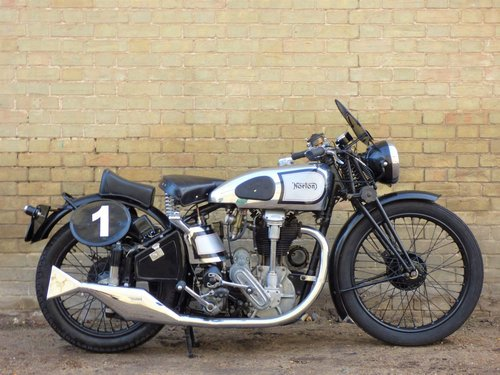 1932 Norton International Model 30 500cc SOLD (picture 1 of 6)