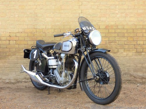 1932 Norton International Model 30 500cc SOLD (picture 6 of 6)