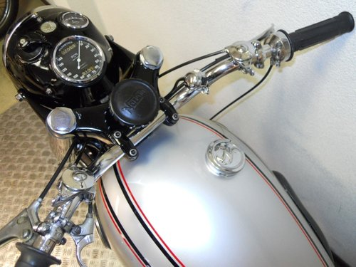 Norton model 50 1957 For Sale (picture 2 of 6)