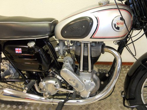 Norton model 50 1957 For Sale (picture 3 of 6)