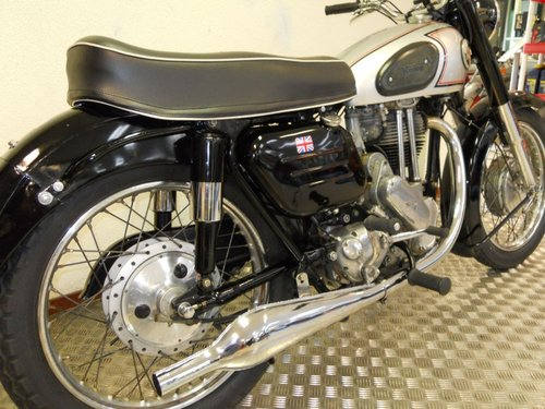 Norton model 50 1957 For Sale (picture 4 of 6)