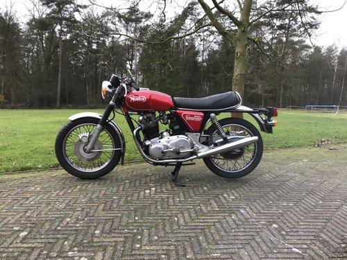 Norton Commando MK3 1975 850cc electric start  For Sale (picture 2 of 6)