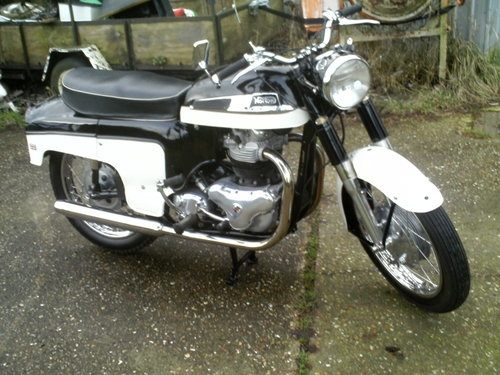1960 NORTON 88 deluxe 500cc For Sale (picture 1 of 6)