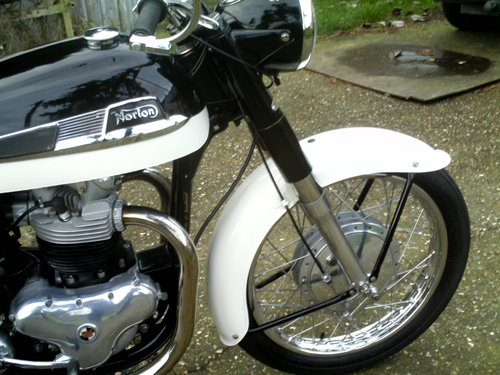 1960 NORTON 88 deluxe 500cc For Sale (picture 3 of 6)