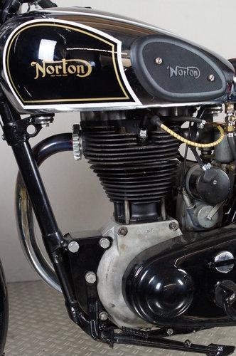 1953 Norton ES 2 500, 497 cc, 20 hp For Sale (picture 4 of 6)