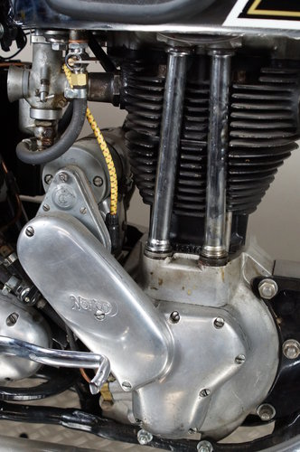 1953 Norton ES 2 500, 497 cc, 20 hp For Sale (picture 5 of 6)