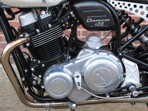 2015 Norton Domiracer No.20 - Just 5 miles from new ! For Sale (picture 5 of 6)