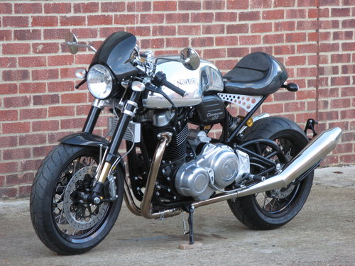 2015 Norton Domiracer No.20 - Just 5 miles from new ! For Sale (picture 6 of 6)