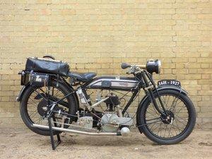 1927 Norton 16H 490cc
