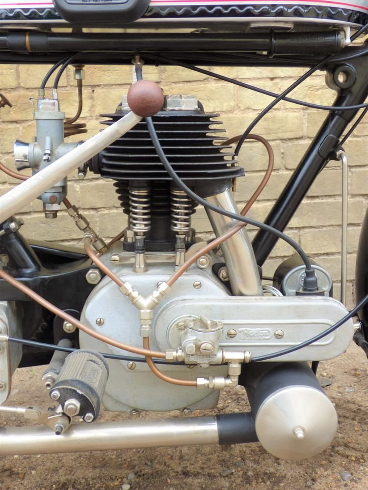 1927 Norton 16H 490cc For Sale (picture 3 of 6)