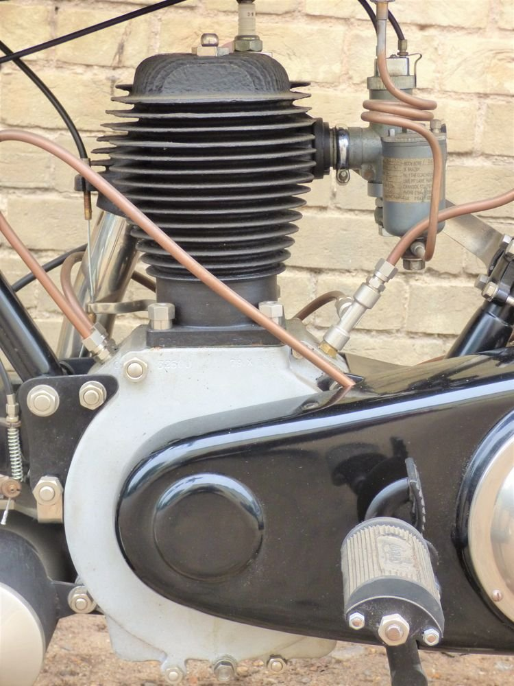 1927 Norton 16H 490cc For Sale (picture 4 of 6)