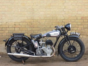 1931 Norton 16H 490cc SOLD