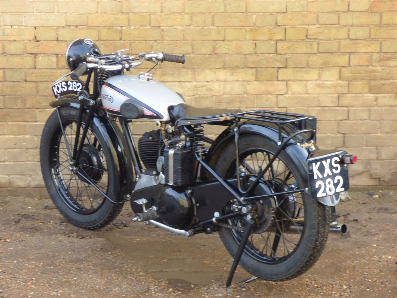 1931 Norton 16H 490cc SOLD (picture 5 of 6)