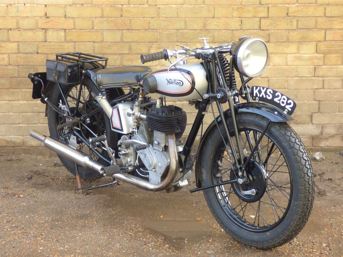 1931 Norton 16H 490cc SOLD (picture 6 of 6)
