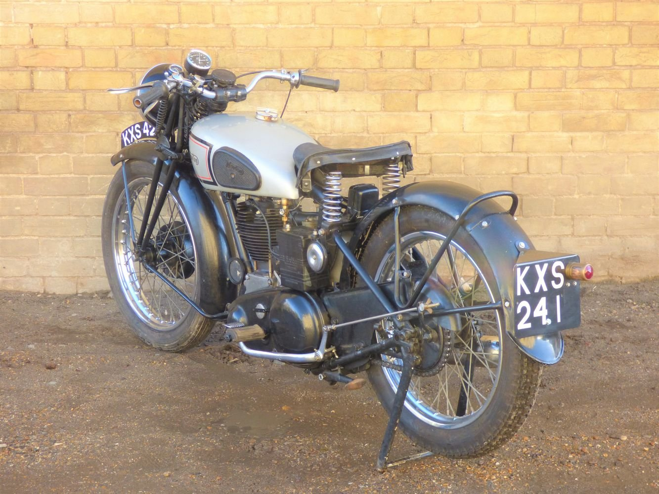 1939 Norton Model 18 500cc SOLD (picture 5 of 6)