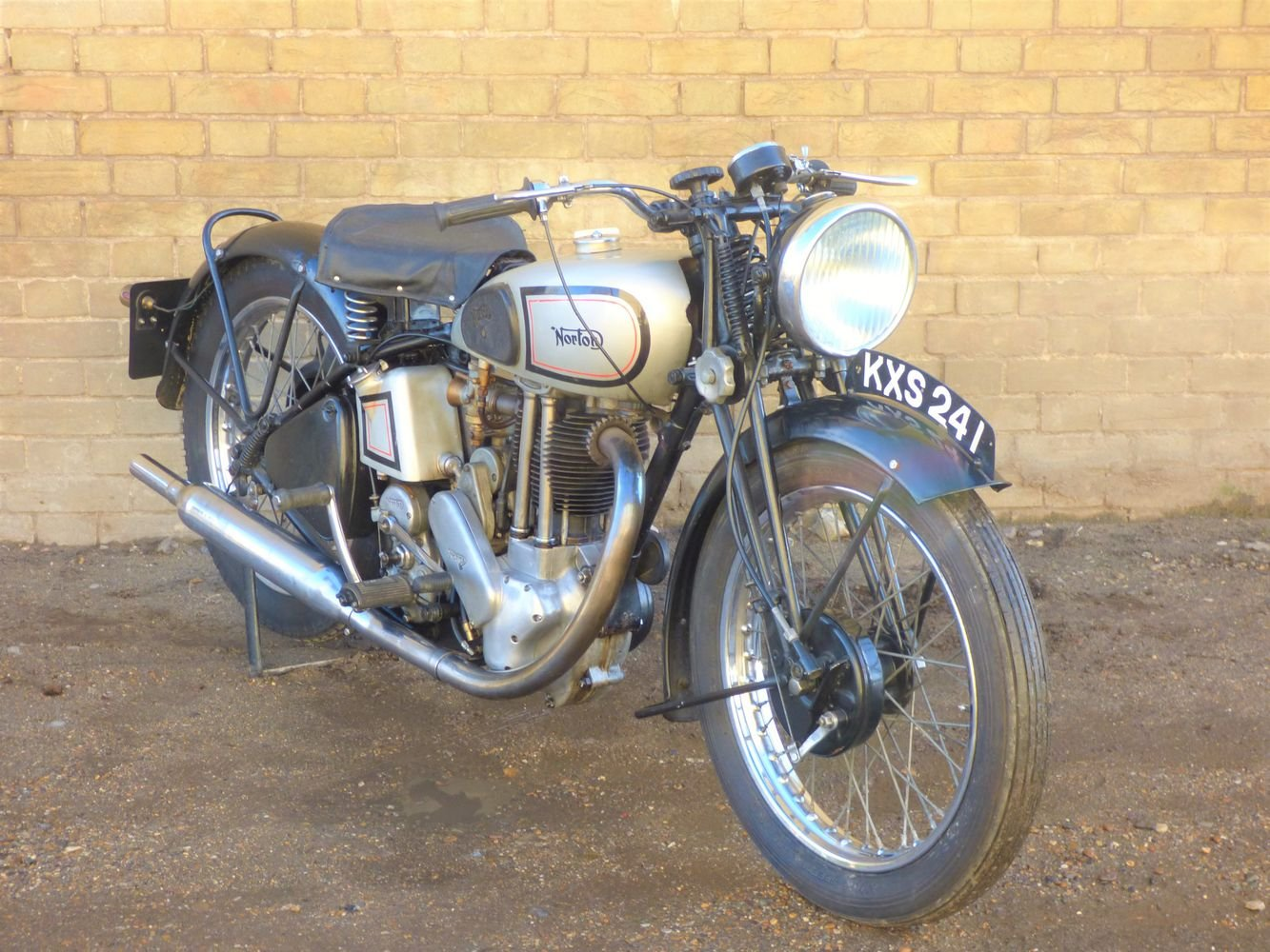 1939 Norton Model 18 500cc SOLD (picture 6 of 6)