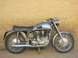 1957 Norton Model 30 International 500cc For Sale