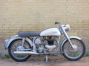 1954 Norton Dominator 600cc SOLD