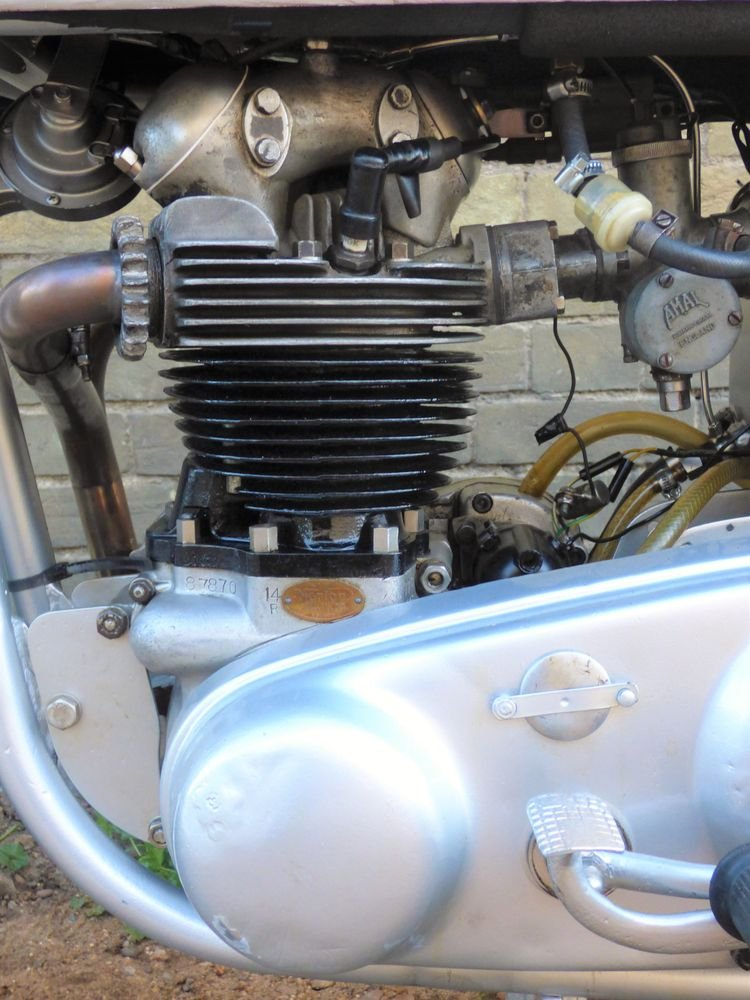 1954 Norton Dominator 600cc SOLD (picture 4 of 6)