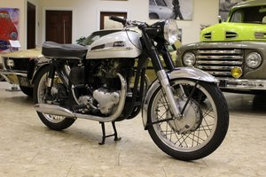 1964 Norton Dominator 650SS | Original & Unrestored SOLD