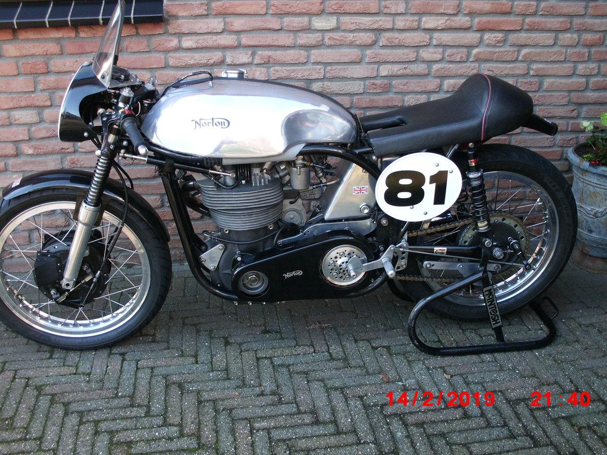 NORTON MANX 30M 500 CC TYPE 1962 SOLD (picture 3 of 6)
