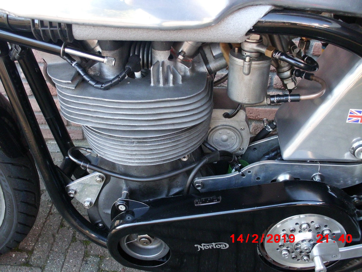 NORTON MANX 30M 500 CC TYPE 1962 For Sale (picture 4 of 6)