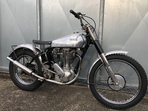 1951 NORTON T500 TRIALS STAGGERING CLASSIC V5 £12250 OFFERS PX For Sale