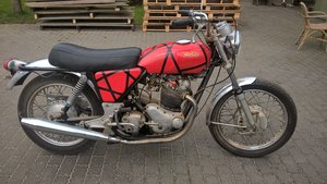 Norton commando 1970 barnfind SOLD
