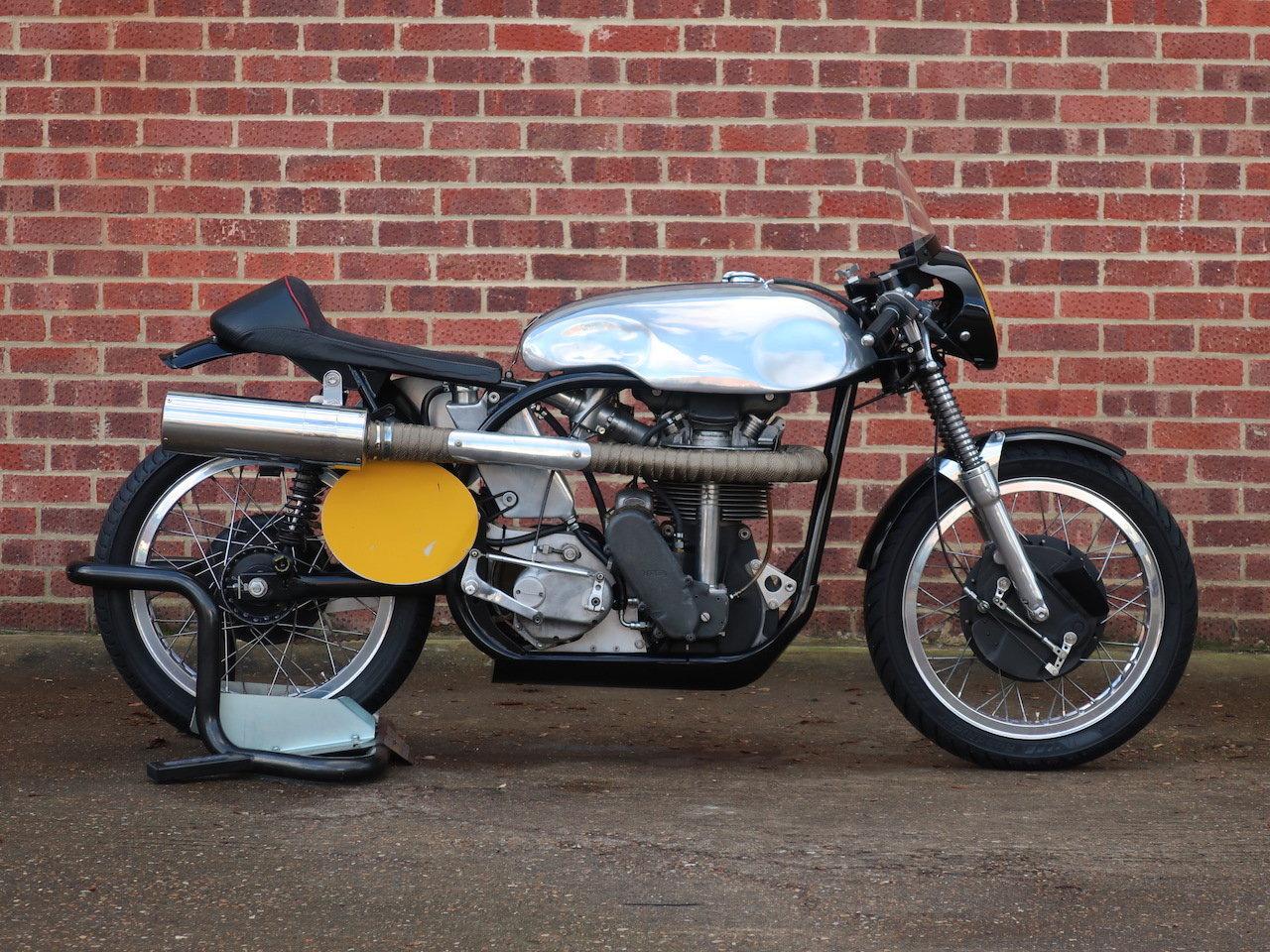 2007 Norton M30 Manx 500cc Race Bike For Sale (picture 1 of 6)