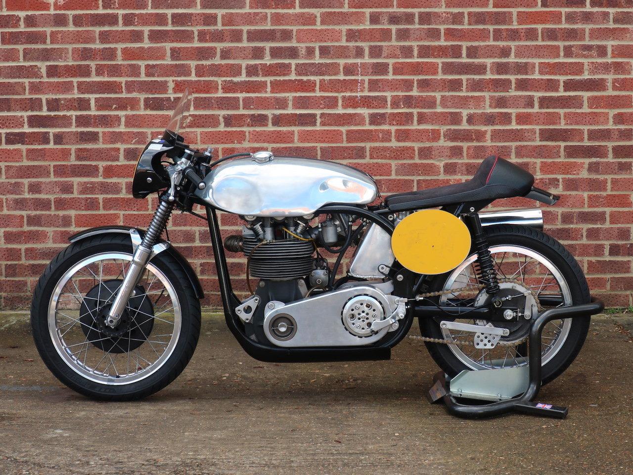 2007 Norton M30 Manx 500cc Race Bike For Sale (picture 4 of 6)