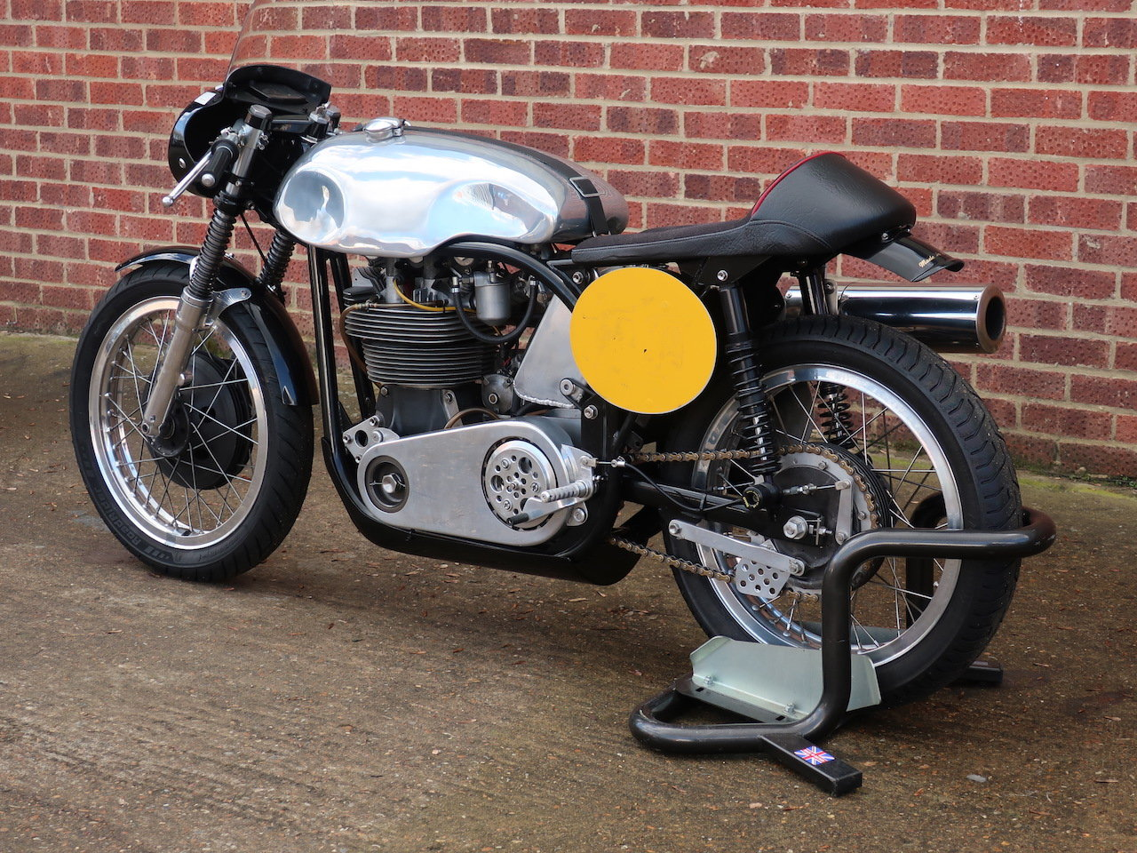 2007 Norton M30 Manx 500cc Race Bike For Sale (picture 5 of 6)