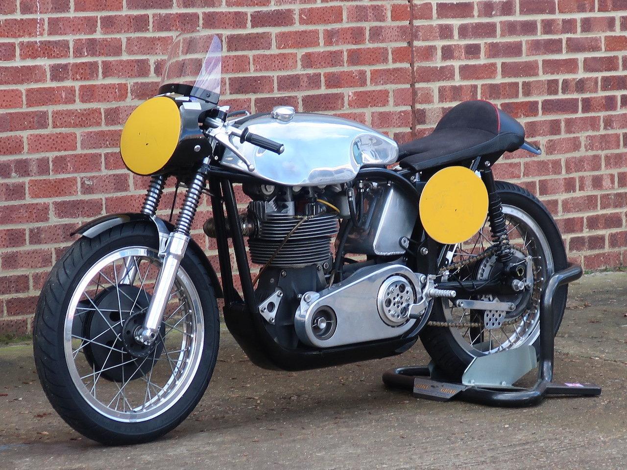 2007 Norton M30 Manx 500cc Race Bike For Sale (picture 6 of 6)