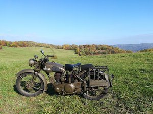Norton 16H WD 1940 For Sale