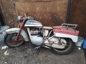 1960s Norton jubilee barn find For Sale