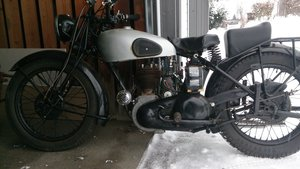 Norton 16 h 1944 For Sale