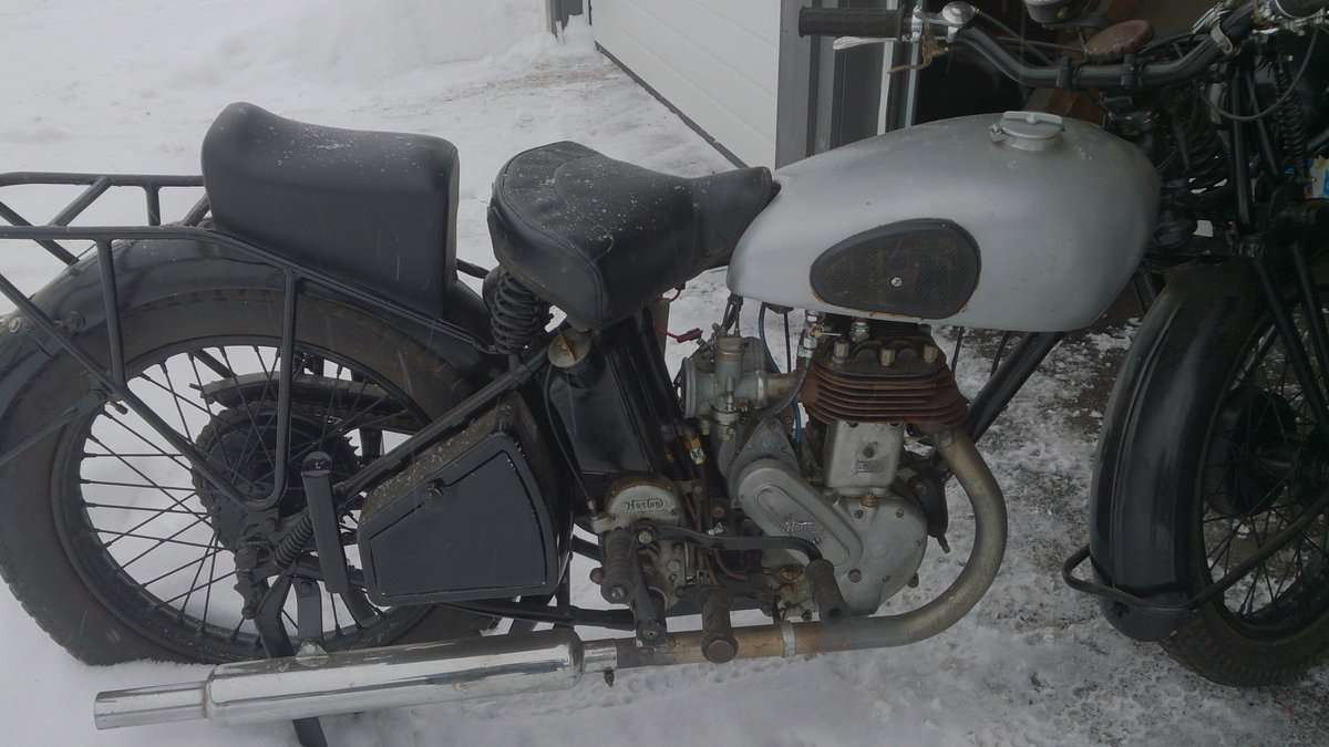 Norton 16 h 1944 For Sale (picture 3 of 6)