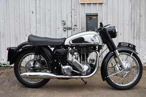 A 1959 Norton 50 - 01/06/2019 For Sale by Auction