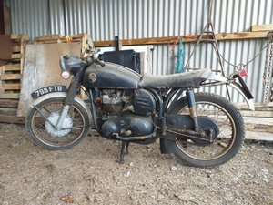1958 Norton Dominator 99 600 For Sale by Auction