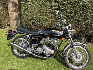 1971- Norton Commando 750