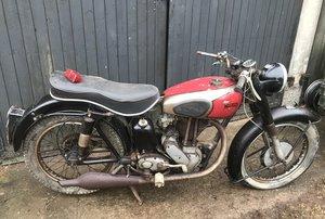 1953 Norton ES2 500 Single